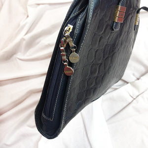 Gianfranco Ferre Leather Hand Bag