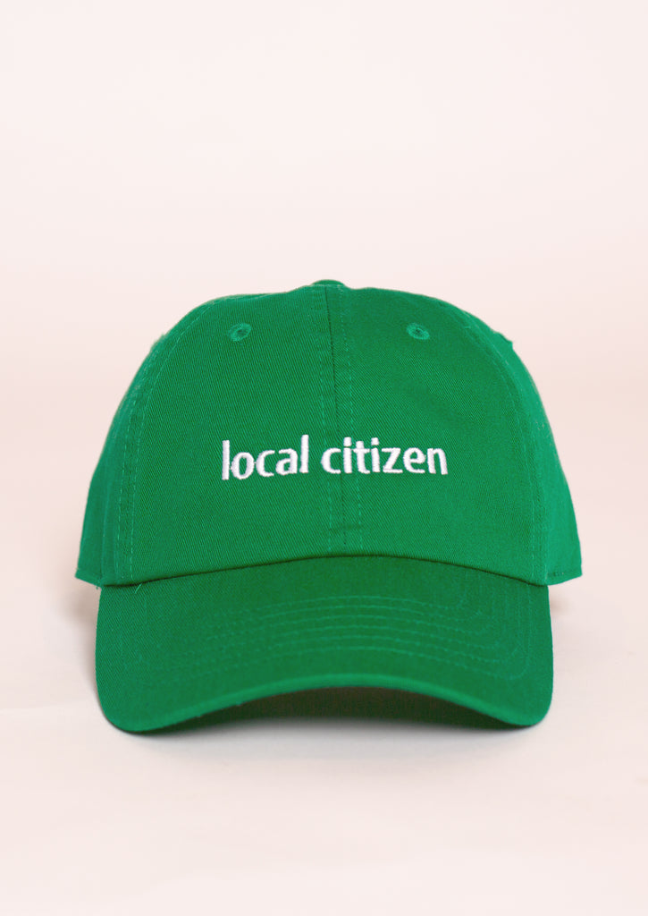 Citizen Cap in Kelly Green