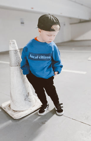 Citizen Kids Crew in Cool Blue