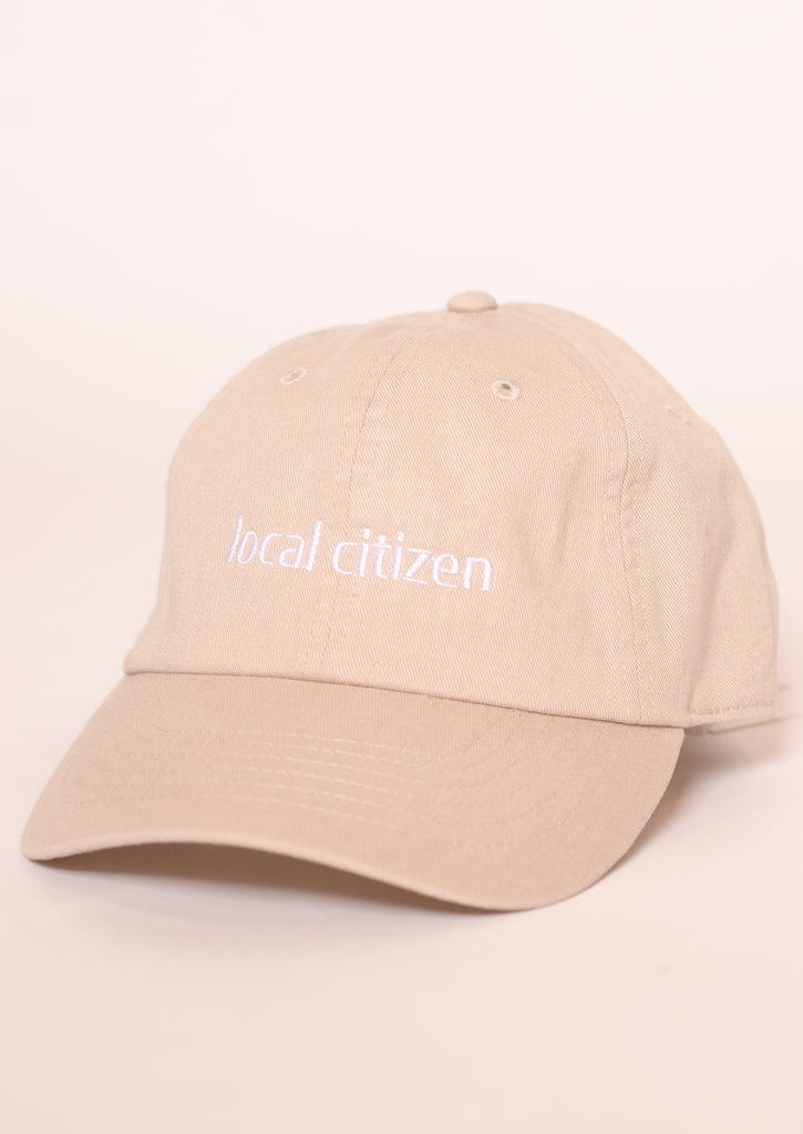 Citizen Cap in Stone