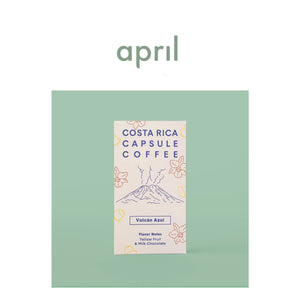 April Coffee Roasters | Costa Rica Capsule