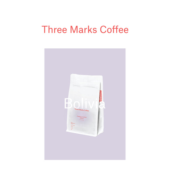 Three Marks Coffee | Bolivia
