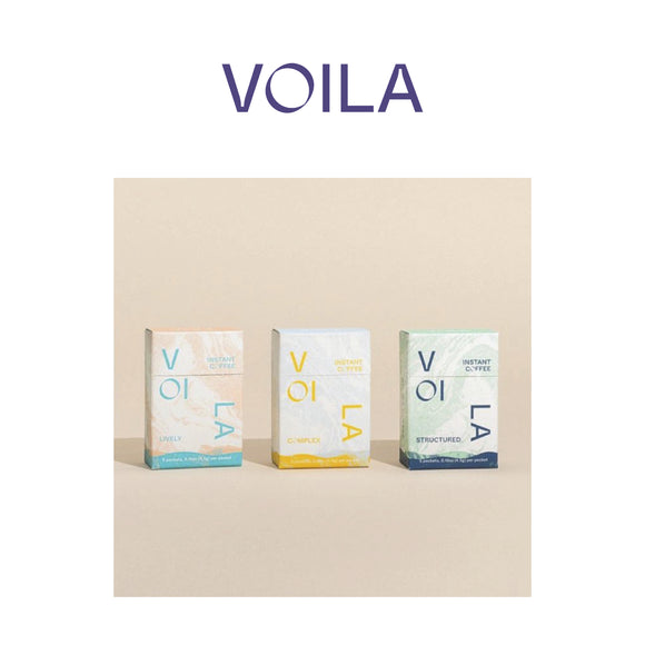 Voila | Structured