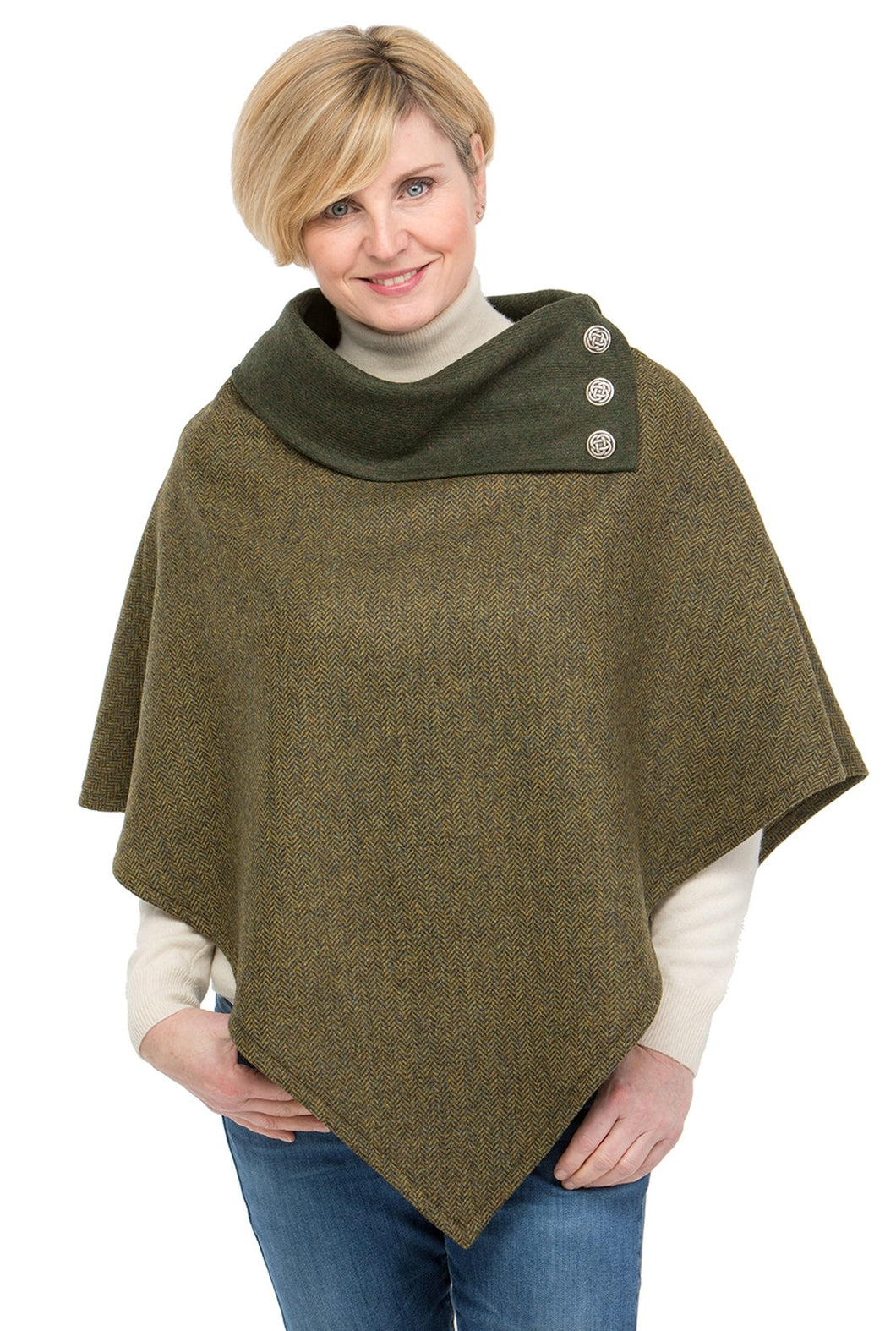Poncho | Evergreen