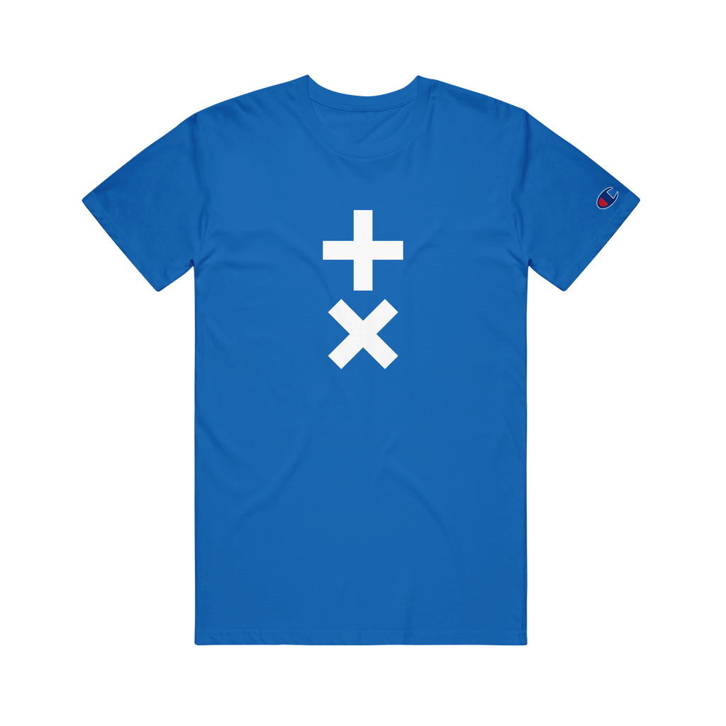 Logo Royal Blue T-Shirt