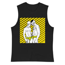 Load image into Gallery viewer, Muscle Shirt Yellow