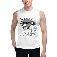 Load image into Gallery viewer, Muscle Shirt Wow