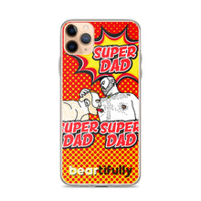Load image into Gallery viewer, iPhone Case SuperDad