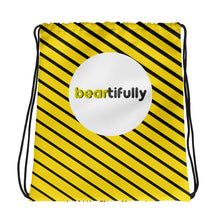 Load image into Gallery viewer, Drawstring bag Yellow