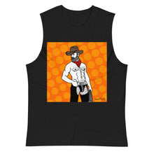 Load image into Gallery viewer, Muscle Shirt Cowboy
