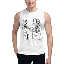 Load image into Gallery viewer, Muscle Shirt Friends