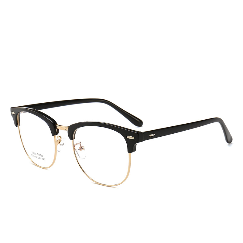 Lucent  - Blue Light Semi Rimless Glasses