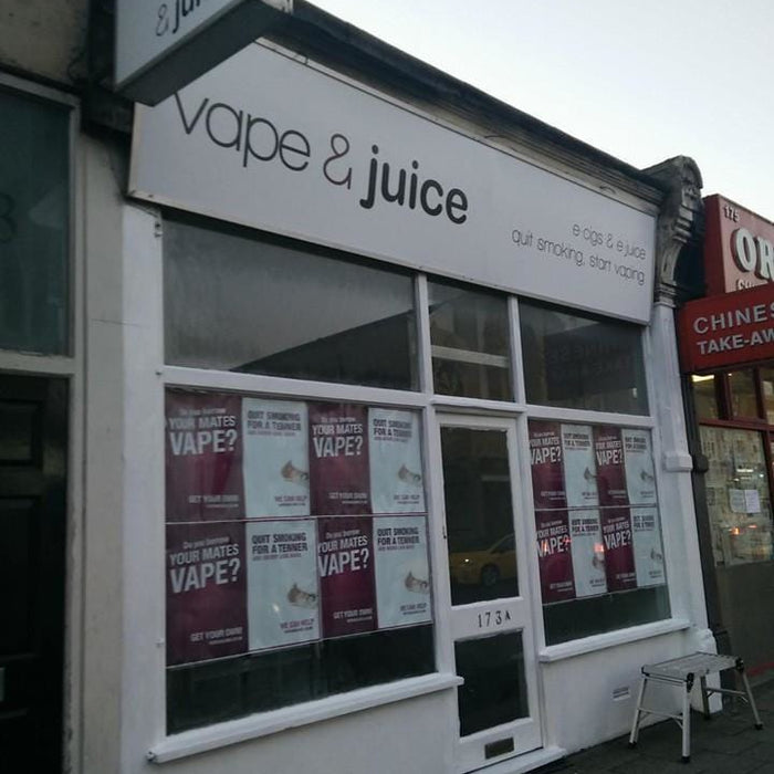 Archway or Highgate Vapers - There's a new shop in London town