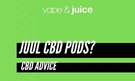 Can I Buy CBD JUUL Pods UK?