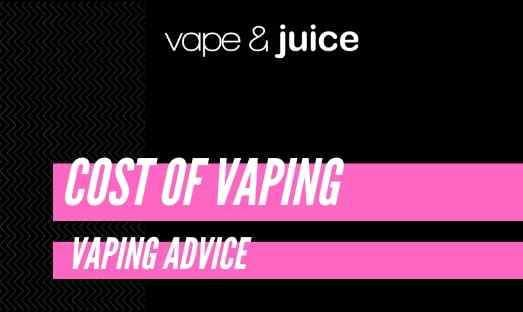 How much does vaping cost?