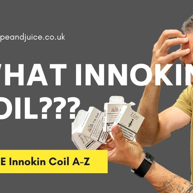 Innokin Coils | Which one do I buy for my Innokin kit?
