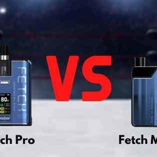 SMOK Fetch Pro vs SMOK Fetch Mini Kit - Which is better?
