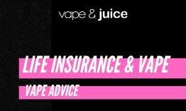 Will Vaping Affect My Life Insurance?