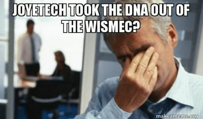 Snatching Wismec from the jaws of credibility - the DNA of a Joyetech deal
