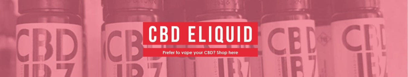 CBD E-liquid and CBD Vape Liquid