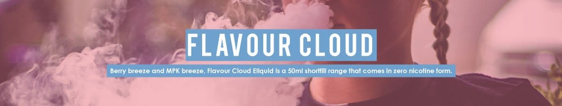 Flavour Cloud 60ml 3mg ejuice