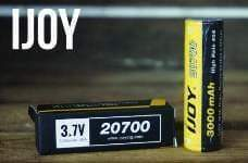 Ijoy vape batteries 20700 buy online
