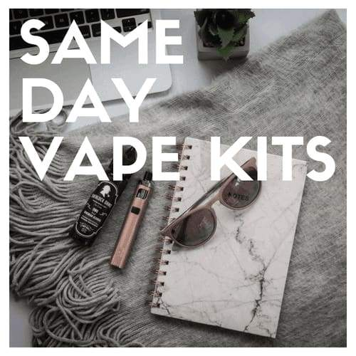 Same Day Delivery Vape Kits