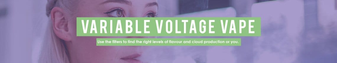 Buy variable voltage vape devices online