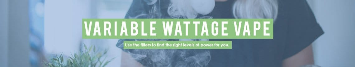 Buy Variable Wattage Vape Kits online