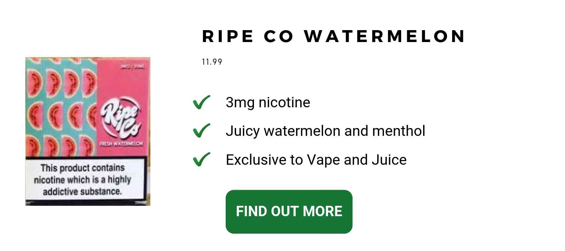 Ripe Co Watermelon