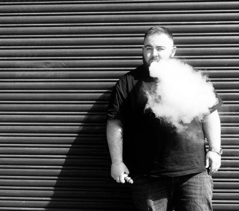 How do I make big vape clouds?