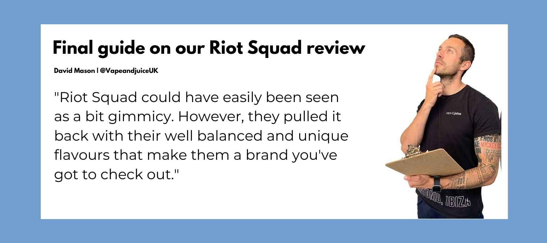 Riot Squad Review