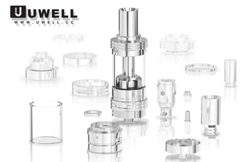 crown uwell subtank sub ohm tank for sale cloud chasing uk review