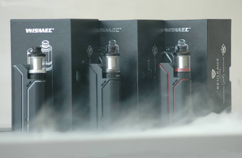 Wismec RX75 Full Vape Kit UK online for sale