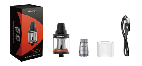 specifications of smok brit mini flavour flavor tank uk online sale