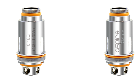 aspire cleito 120 coils uk for sale