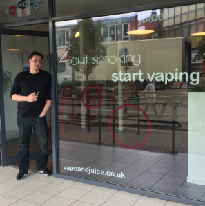 clacton vape shop vape on the beach ecigs essex vape and juice