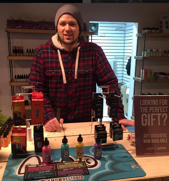 Vape shop highgate and islington for ecigs and best vape juice liquid Vape and Juice
