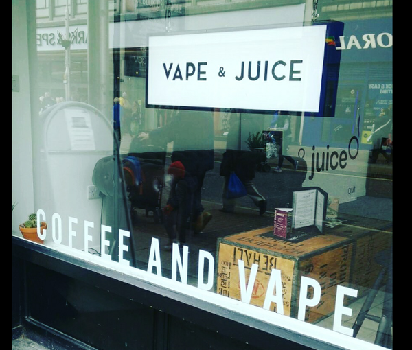 vape shop for ecig and ejuice eliquid Southend high street Vape and Juice