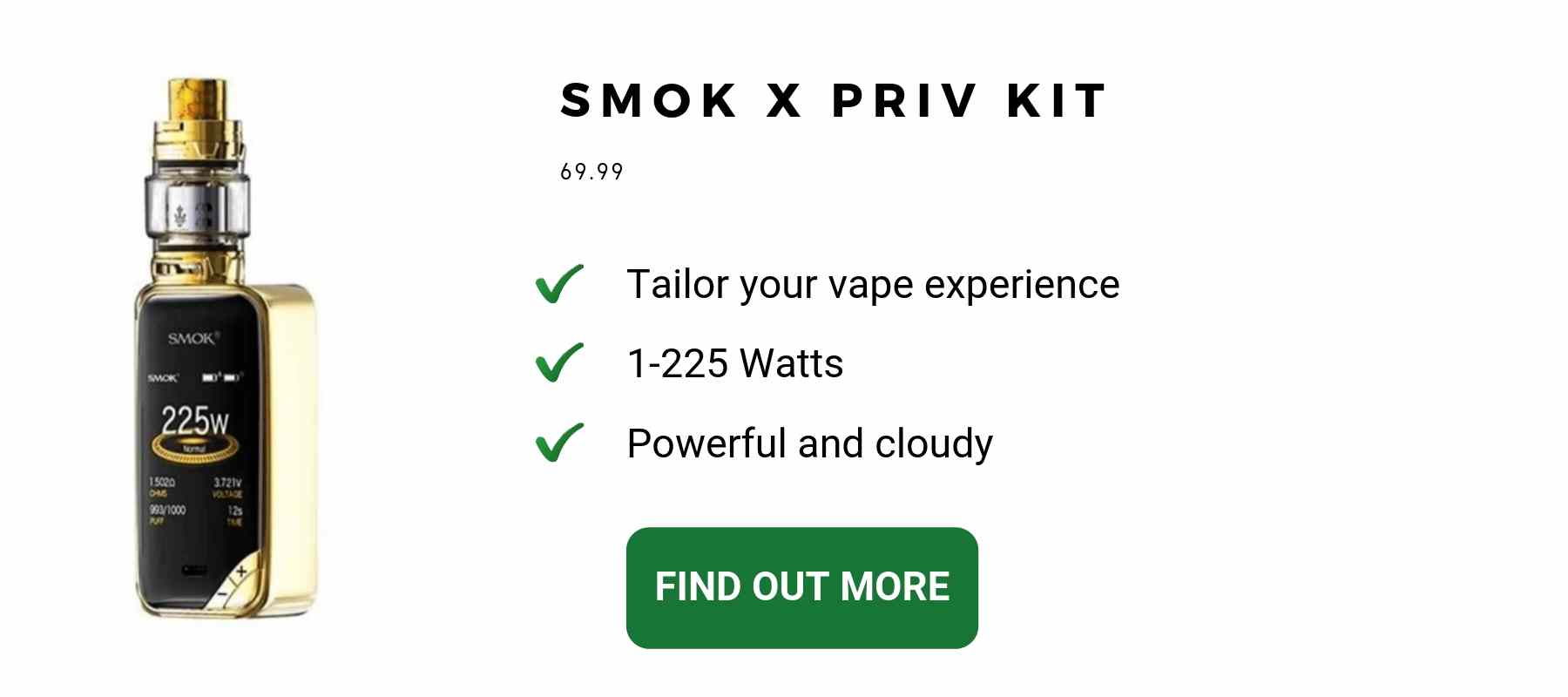 SMOK Priv Kit