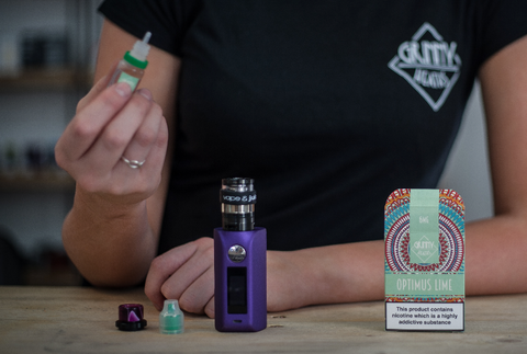 What is the difference between a pen style ecig and a box vape?