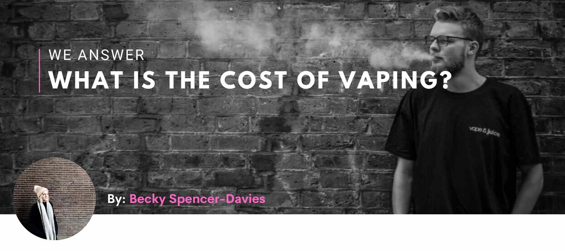 cost of vaping