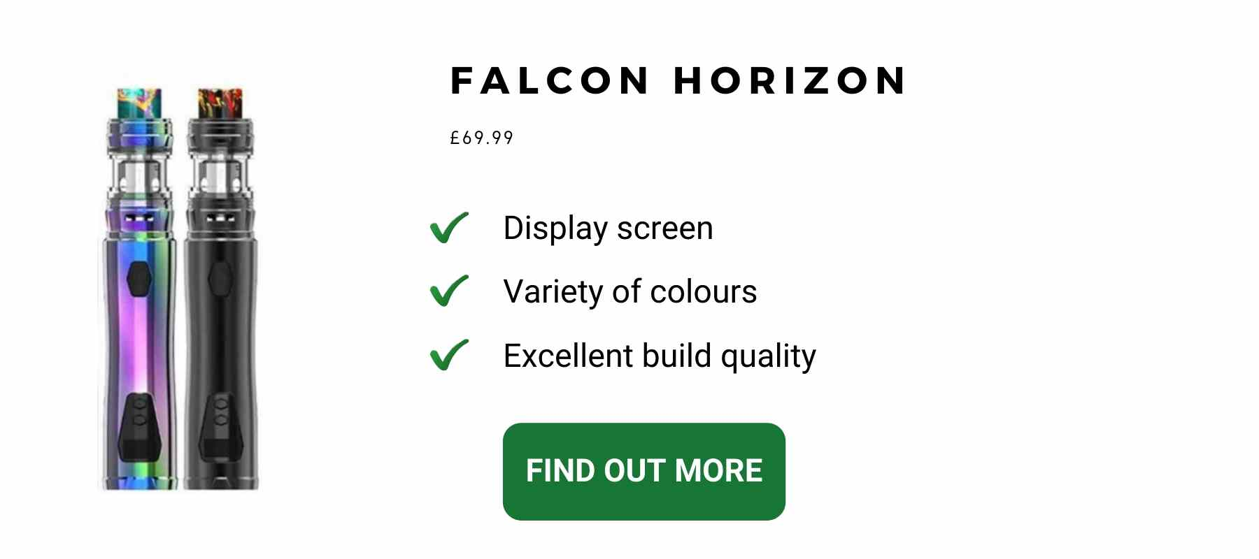 Falcon Horizon