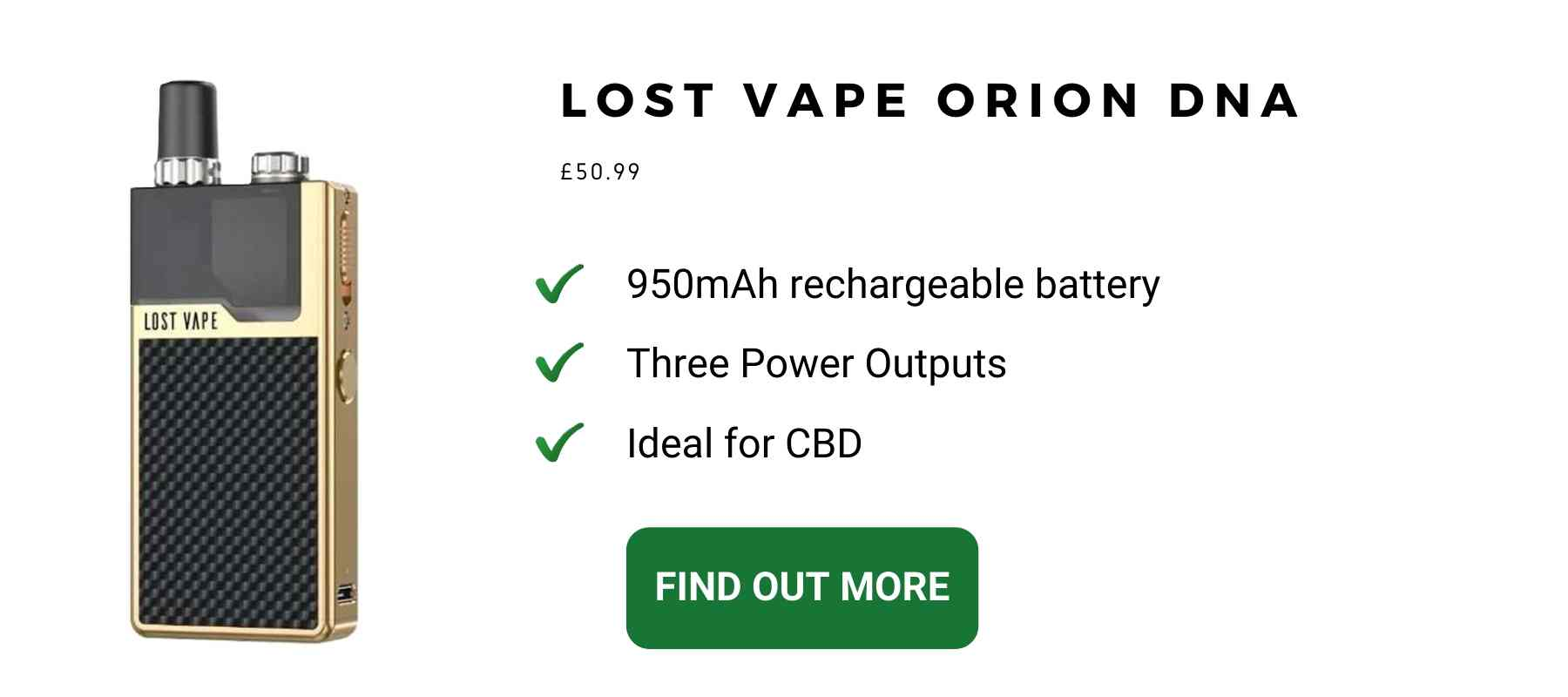 vape starter kit lost vape