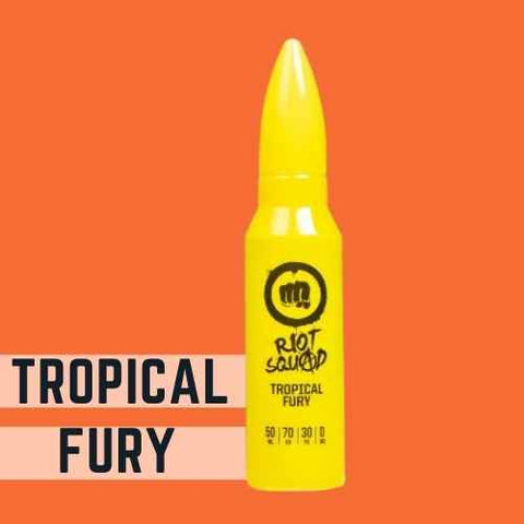 tropical fury riot squad