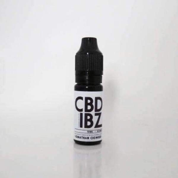 CBD IBZ - Flavourless Flav - unflavoured 200mg - CBD oil