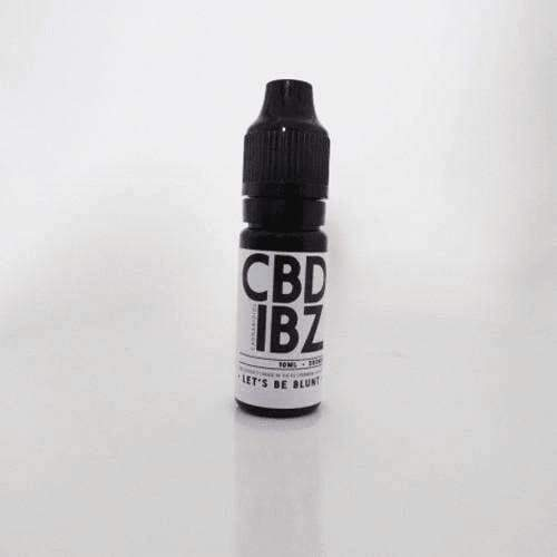 CBD IBZ - Lets be blunt - Blue Slush - 200mg CBD Oil