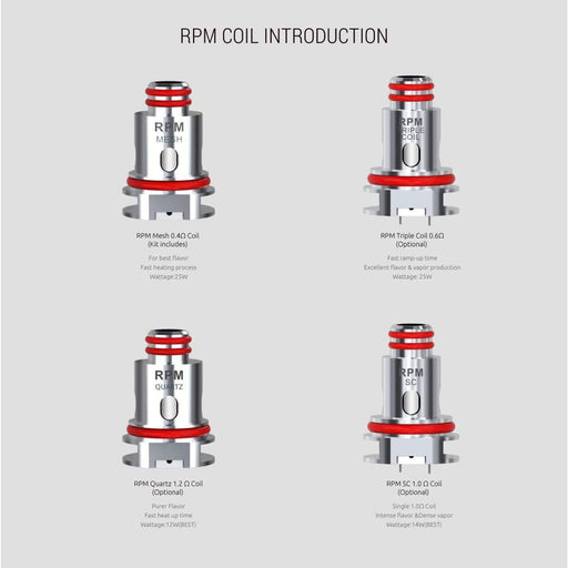 Smok RPM 40 Replacement Coils - coil