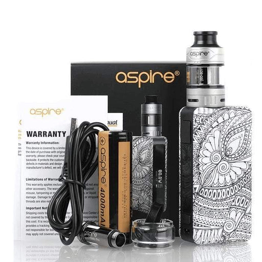 Aspire Puxos Kit - Devices