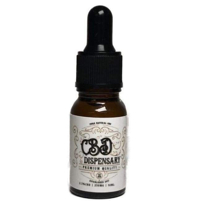 CBD Dispensary Tincture Oil Drops 250mg - CBD oil